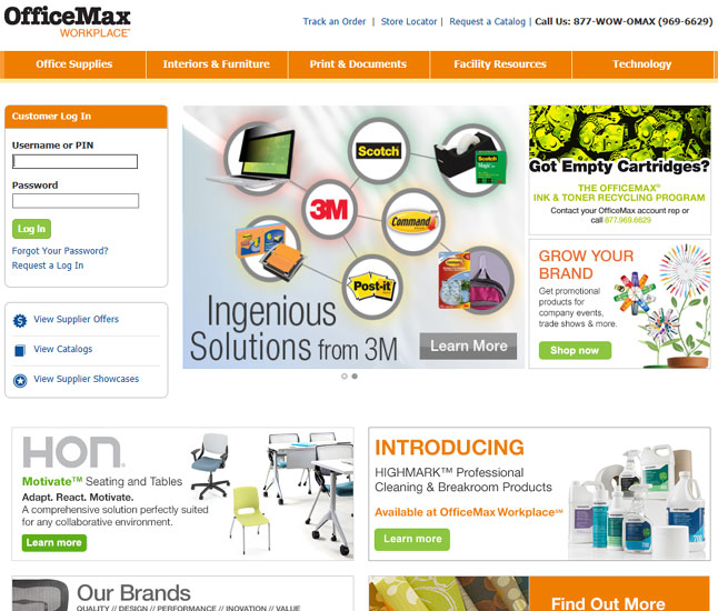 www.officemaxsolutions.com