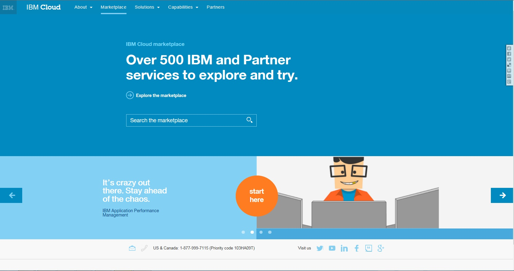 IBM partners with IO to delivery new cloud marketplace